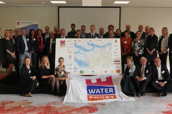 HISWA tekent nieuw samenwerkingsovereenkomst Waterpoort