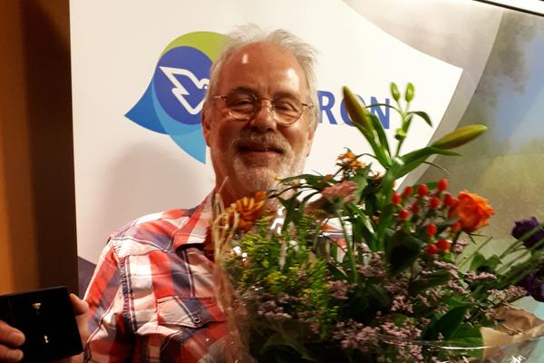 """Ronald Zander benoemd tot """"RECRON Lid van Verdienste"""""""