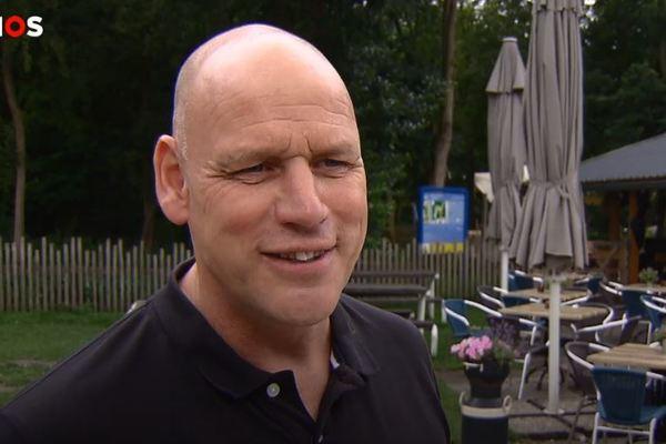 Pim Meijkamp (Delftse Hout) vertegenwoordigt RECRON ondernemers in WAB-item van de NOS