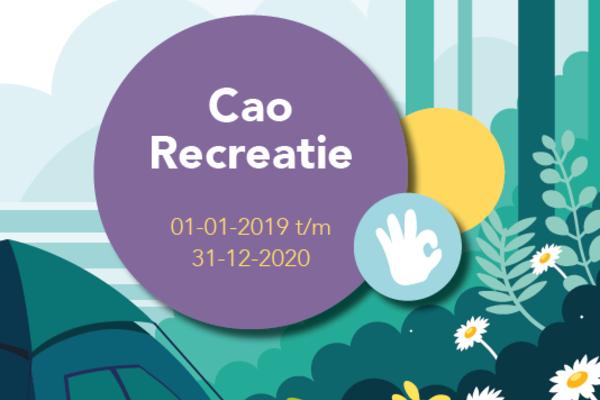 Boekjes Cao Recreatie 2019 – 2020