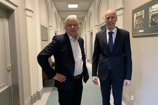 HISWA-RECRON en VVD in overleg over permanente bewoning