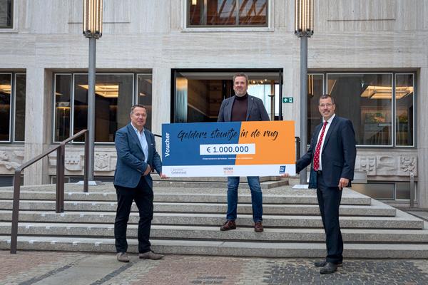 Steuntje in de rug voor Gelderse ondernemers in horeca en toerisme