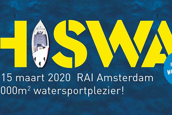 HISWA Amsterdam Boat Show vroegtijdig beëindigd