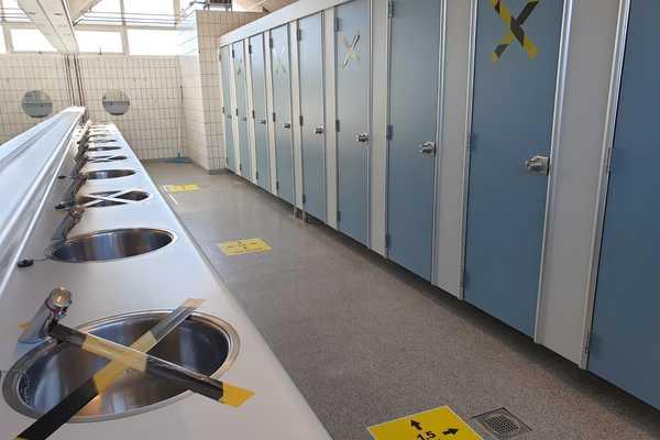 Toiletvoorzieningen weer toegestaan in Veiligheidsregio Flevoland en Gooi en Vechtstreek