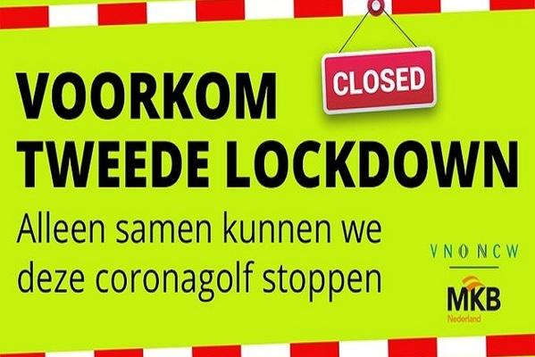 VNO-NCW en MKB Nederland: Alles uit de kast om een tweede lockdown te voorkomen!