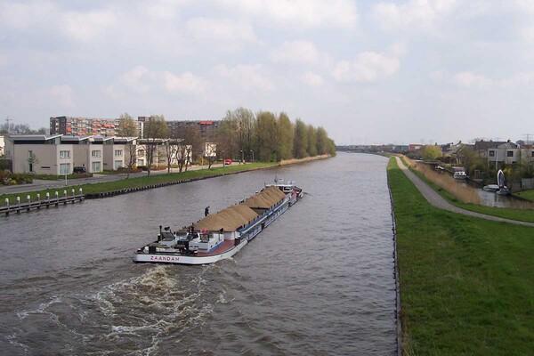 Verbod ontheffing wordt doorgezet voor grote beroepsvaart vaarweg Heerenveen