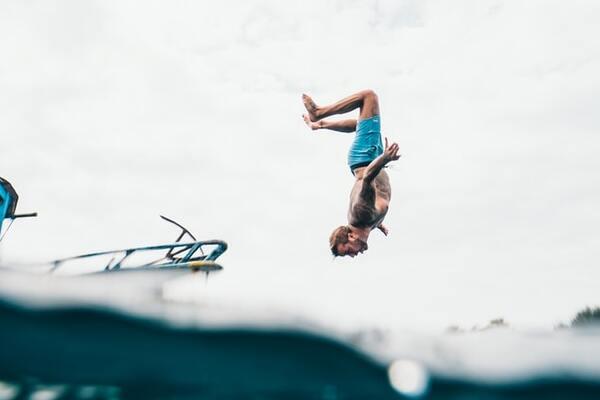 Nederlanders op het water: graag op uitnodiging mee, zelf nemen we minder initiatief