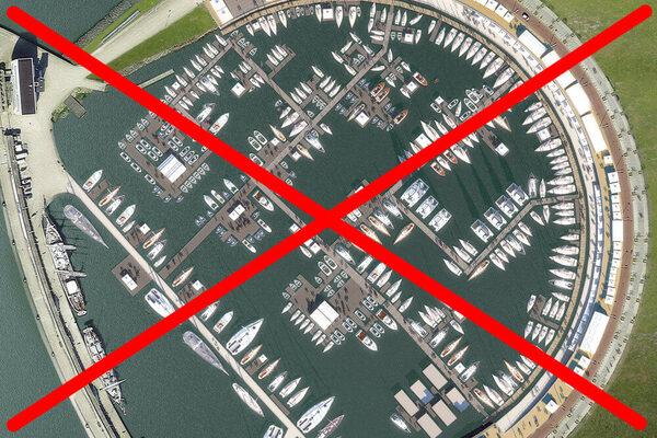 Hiswa te Water 2021 gaat niet door